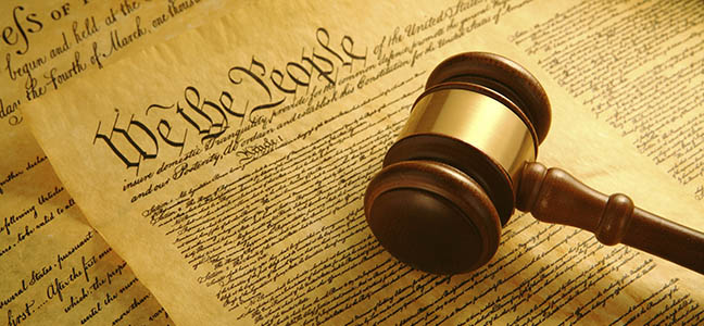constitution laws constitution The constitution of the united states established america's national government and fundamental laws, and guaranteed certain basic rights for its citizens.